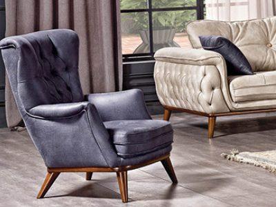 Retro -Garnitura - Fotelja